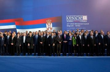Россия заблокировала декларацию по работе СММ ОБСЕ в Украине