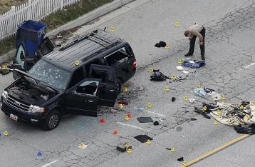 ИГ взяло на себя ответственность за стрельбу в Сан-Бернардино