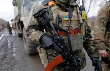 Штаб: С утра НВФ увеличили количество обстрелов