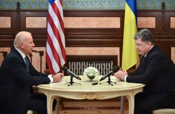 Порошенко: Украина готова поддерживать силы коалиции в Сирии