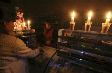 В Крыму отказались от электроэнергии из Украины