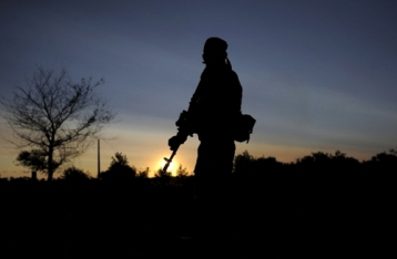 Военные отбили атаку НВФ вблизи Зайцево