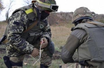 В Минске определили участки для разминирования на линии соприкосновения