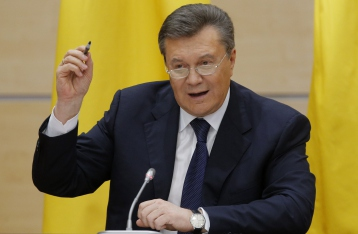 Янукович обвинил в расстрелах на Майдане представителей нынешней власти