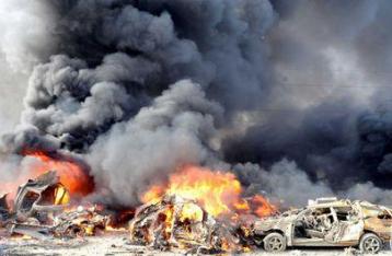 Жертвами тройного теракта в Сирии стали более 50 человек