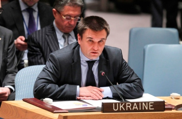 Климкин призвал Совбез ООН направить миротворцев в Украину