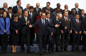 В Париже одобрено глобальное соглашение по климату