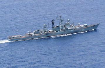 Российский корабль обстрелял турецкий сейнер  в Эгейском море