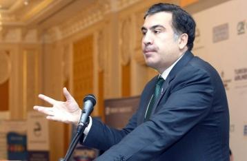 Саакашвили: Аваков из коррупционных доходов финансирует НВФ