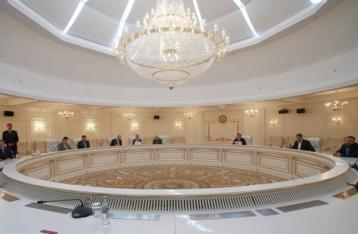 Геращенко: Документ об амнистии в Минске не принимался