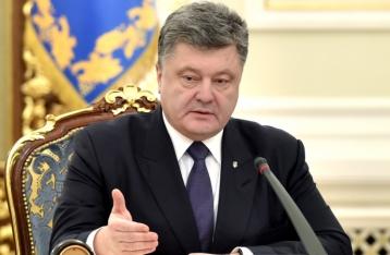 Порошенко об отмене ЗСТ с РФ: Украина готова платить за независимость