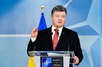 Порошенко: Путин впервые признал присутствие российских войск на Донбассе