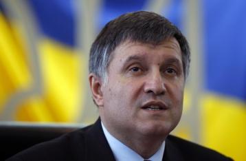 Аваков заявляет, что подал в суд на Саакашвили