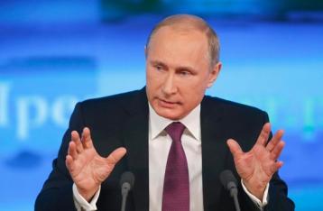 Путин заявил, что не оставит Украину в покое