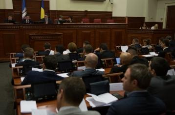 Киевсовет одобрил перевод местного долга в государственный
