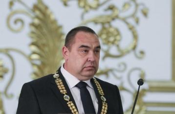 СБУ разрешили начать заочное расследование против Плотницкого