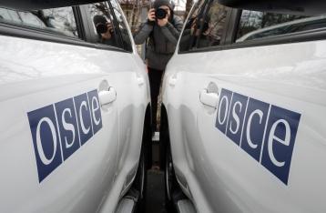 ОБСЕ: За три месяца число гражданских жертв сократилось в три раза