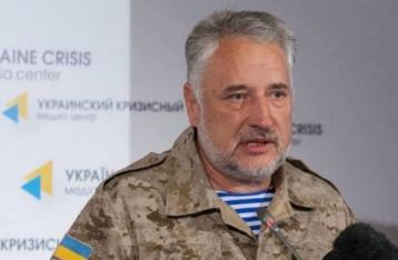 Жебривский заявляет об отсутствии связи с двумя селами под Коминтерново