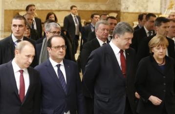 МИД РФ: Минские соглашения продлеваются на 2016 год