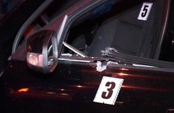 Арестован один из подозреваемых в обстреле такси на Оболони