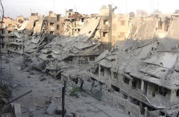 Жертвами двойного теракта в сирийском Хомсе стали более 30 человек