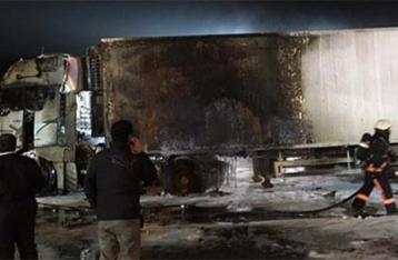 СМИ: В порту Стамбула взорвался грузовик из Украины