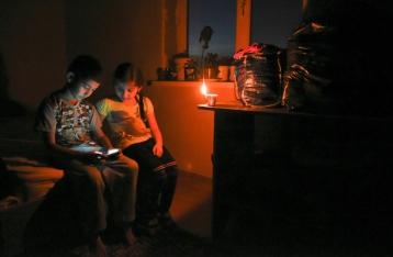 Крымчане отказались от украинской электроэнергии