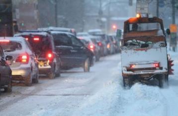 Водителям советуют отказаться от поездок из-за непогоды