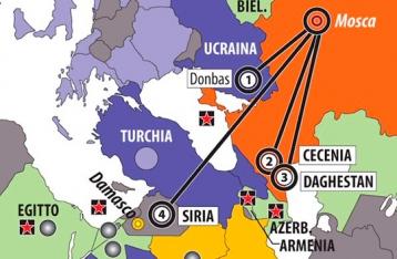 Итальянское издание обозначило на карте Крым частью РФ. МИД требует исправить