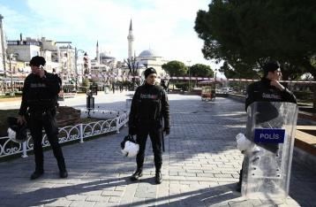Эрдоган: В Стамбуле подорвался сирийский смертник