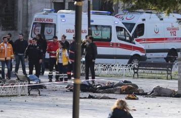 Большинство погибших при теракте в Стамбуле оказались немцами