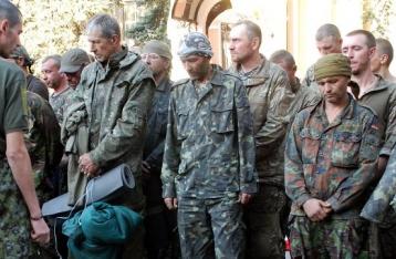 В Минске договорились освободить более 50 пленных с обеих сторон