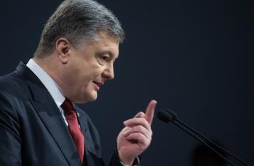 Президент: Безвизовые поездки украинцев в ЕС должны стать реальностью в этом году