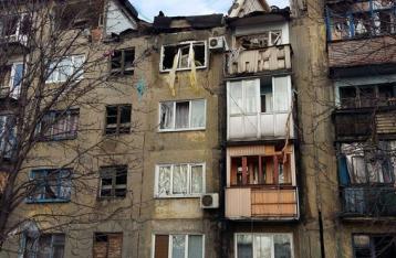 При взрыве в Украинске погибла 4-летняя девочка
