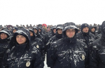 В Днепропетровске начала работу патрульная полиция