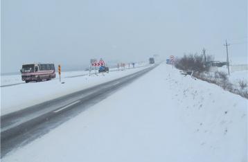 Трасса Одесса-Киев закрыта для проезда в обоих направлениях