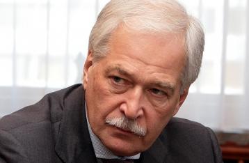 СБУ не объявляла Грызлова персоной нон грата
