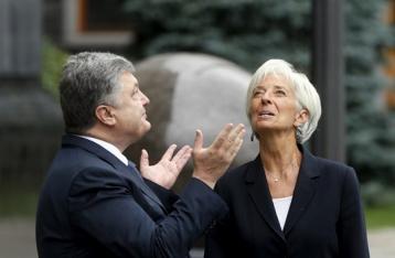 Порошенко: Мы достигаем соглашения с МВФ