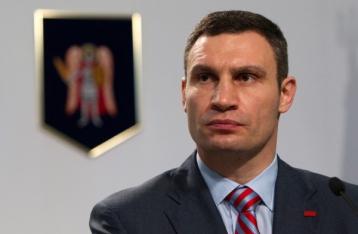Кличко избран председателем Ассоциации городов Украины