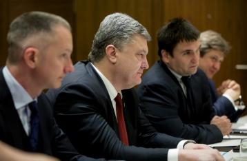 Порошенко: Донбасс вернется в Украину в этом году