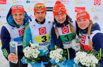 Украинские биатлонисты выиграли очередное «золото»