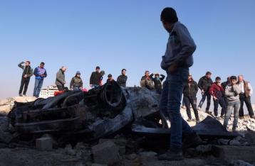 Жертвами двойного теракта в пригороде Дамаска стали более 60 человек