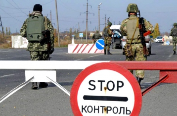Активисты грозят снова заблокировать границу с Крымом