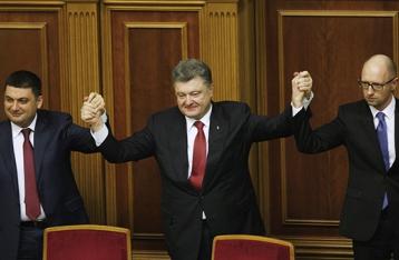 Руководство Украины обещает послам стран G-7 сохранить единство