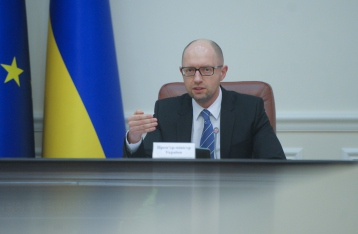 Яценюк: Кабмин не потерпит давления политсил