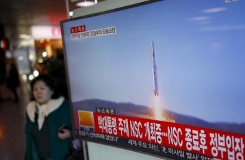 КНДР запустила баллистическую ракету. ООН собирается на экстренное заседание