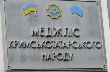 Чубаров: В здание херсонского Меджлиса бросили гранату