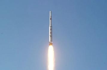 Украина осудила запуск КНДР баллистической ракеты