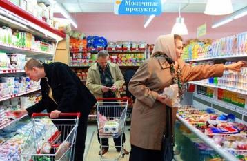 Инфляция в январе ускорилась до 0,9%