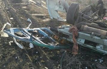 Таран: Подрывом микроавтобуса НВФ провоцируют гуманитарную катастрофу в ДНР